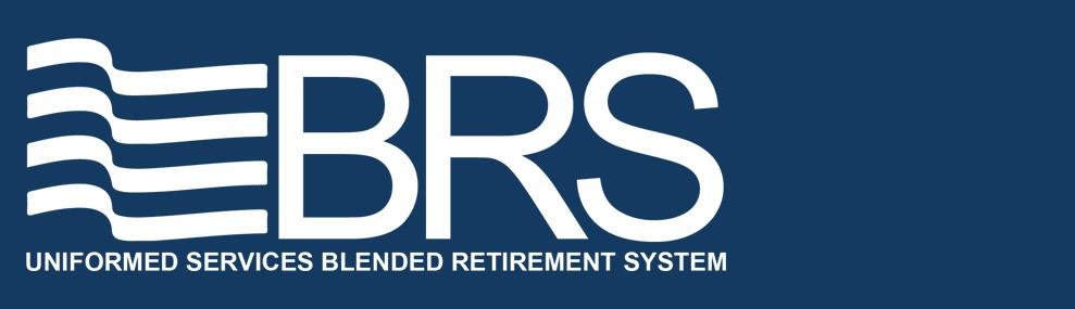 Blended Retirement